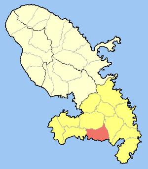 Sainte-Luce, Martinique - Image: Sainte Luce 972
