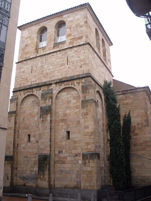 Iglesia de San Julián y Santa Basilisa (Salamanca)