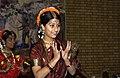 Salangi Narthaanalayam, dansgrupp fran Sri Lanka (Bilden ar tagen vid Nordiska radets session i Oslo, 2003).jpg