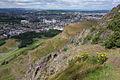 Salisbury Crags and Edinburgh City - geograph.org.uk - 896877.jpg