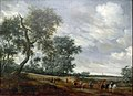 Salomon van Ruysdael (5)Holland Landschaft.JPG