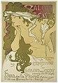 Salon des Cent, XXme Exposition du Salon des Cent (mars-avril 1896) Hall de la Plume, 31 rue Bonaparte, Paris., RP-P-1916-551.jpg