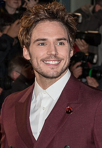 Sam Claflin - Claflin at the London premiere of The Hunger Games: Mockingjay – Part 1 in November 2014