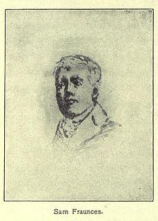 Samuel Fraunces American restaurateur