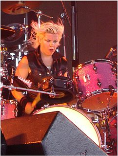 Samantha Maloney American musician