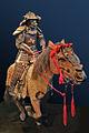 Samourai à cheval (musée du Quai Branly) (6735644995).jpg