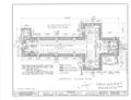 San Carlos Presidio Church, 550 Church Street, Monterey, Monterey County, CA HABS CAL,27-MONT,1- (sheet 2 of 28).png