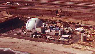San Onofre Nuclear Generating Station - Unit 1 in 1975