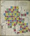 Sanborn Fire Insurance Map from Kalamazoo, Kalamazoo County, Michigan. LOC sanborn04060 005-1.tif