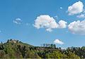 Sankt Georgen am Laengsee Taggenbrunn 11 Burgruine mit Weinberg 26042015 0838.jpg