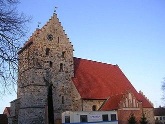 Simrishamn - Image: Sankt Nicolai kyrka, Simrishamn 8