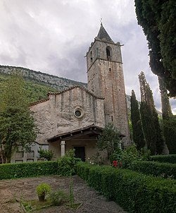 Church of Sant Martí de Llémena