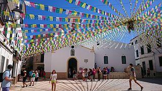 Es Migjorn Gran Municipality in Balearic Islands, Spain