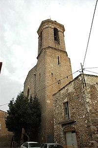 Sant Pere Pescador - Església de Sant Pere.JPG