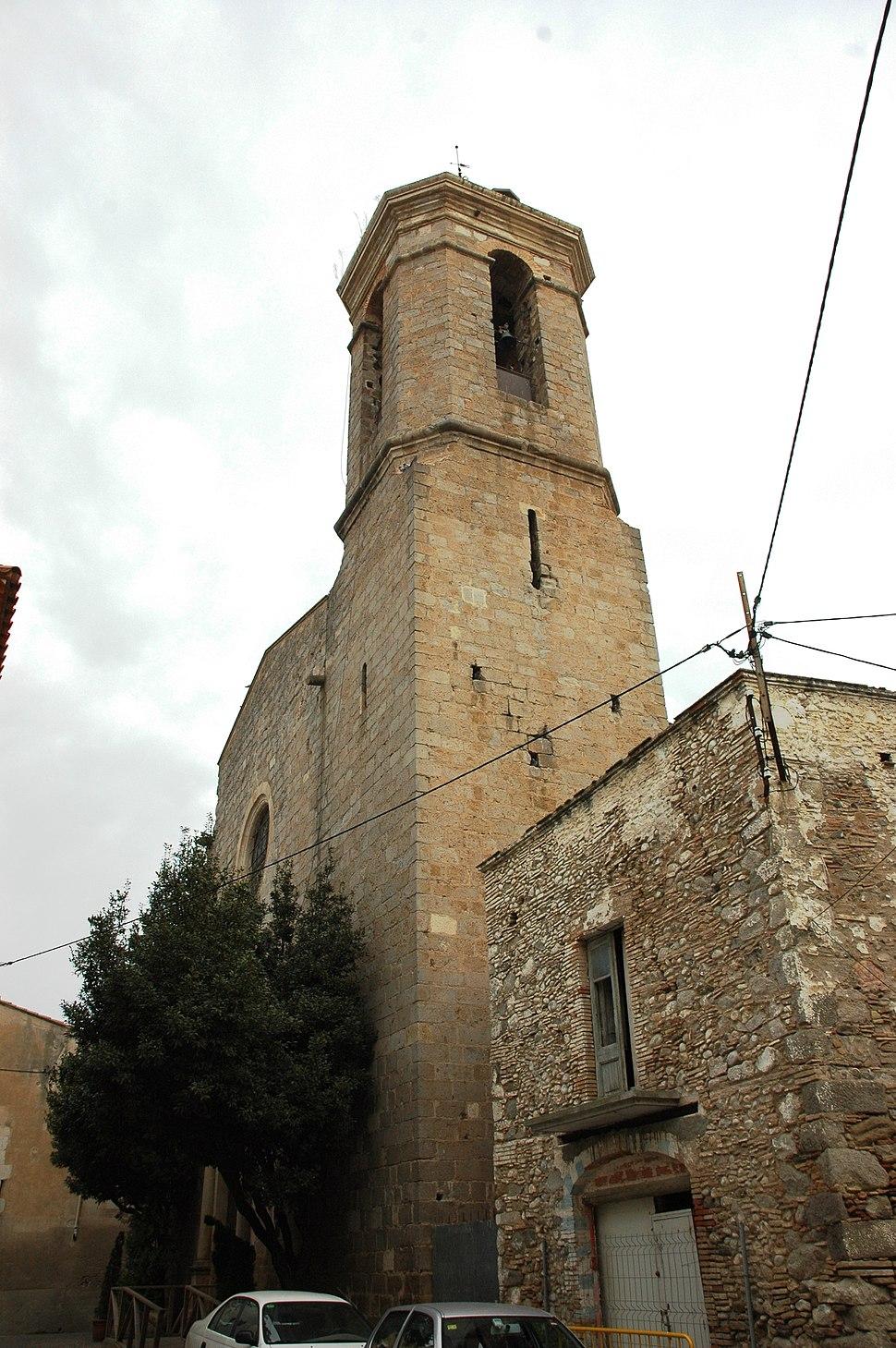 Sant Pere Pescador - Església de Sant Pere