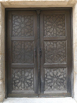 Santa María la Blanca. Puerta
