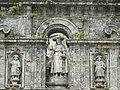 Santiago Figure in Back door of the cathedral.jpg