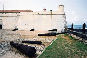 São Sebastião Museum - Forte de São Sebastião