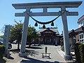 Sapporo Hachiman-gu.JPG