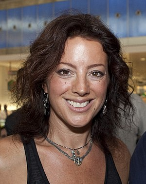 Sarah McLachlan - McLachlan after a performance at JFK Airport, July 2010