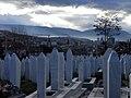 Sarajevo, muslim cemetery.jpg