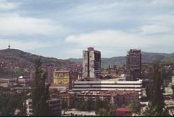 Sarajevo may 1996