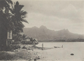 Scenery of Kosrae island (from a book published in 1935).png