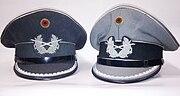 Schirmmuetzen Heer (Leutnante, Hauptleute)