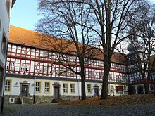 Schloss Herzberg Cafe