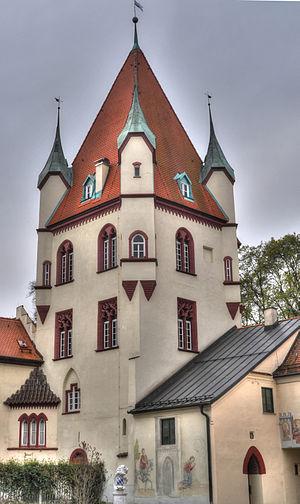 Prince Luitpold of Bavaria (b.1951) - Image: Schloss Kaltenberg (8713168255)