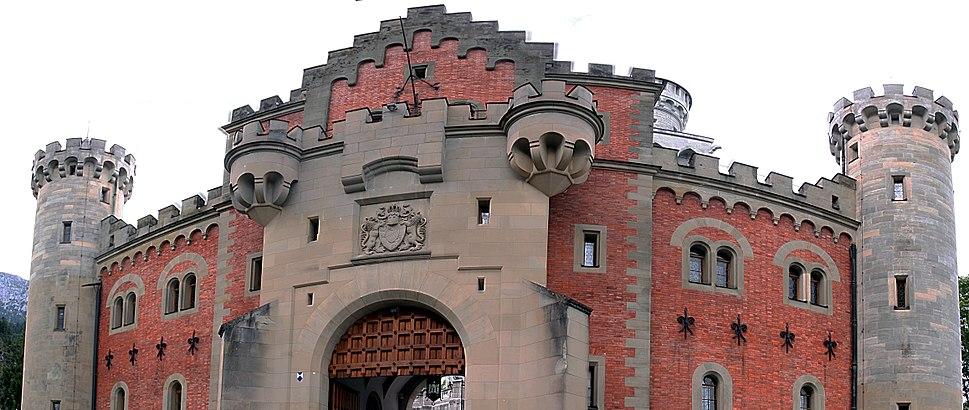 Schloss Neuschwanstein 6862