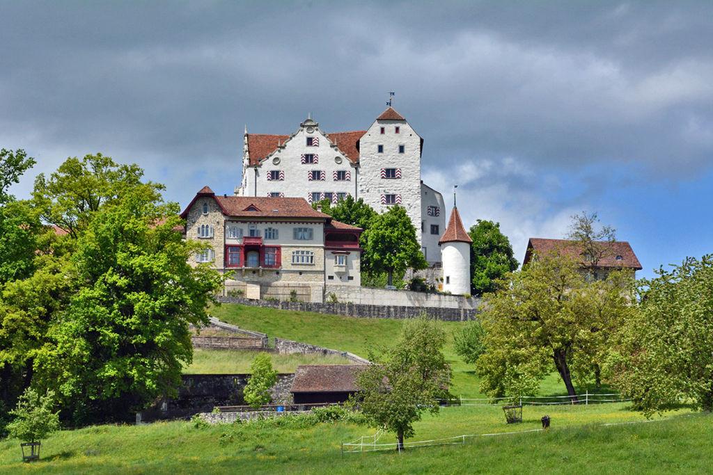 Willdegg Castle, Wildegg, Switzerland - SpottingHistory.com