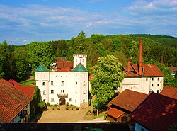 Sattelpeilnstein Castle and Brewery