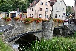 Schonungen, Brücke über die Steinach-004.jpg