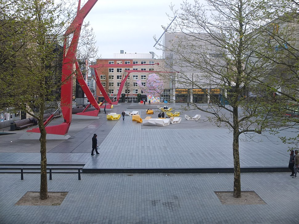 Schouwburgplein Rotterdam DSCF3134