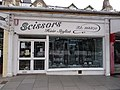 Scissors, No. 6 Belgrave Promenade, Wilder Road, Ilfracombe. - geograph.org.uk - 1277177.jpg