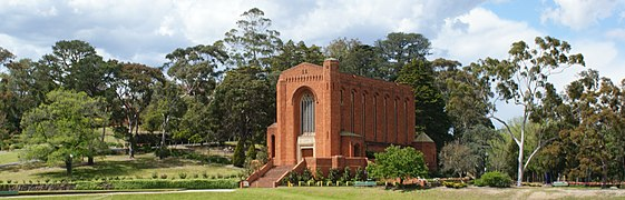 Scotch College Melbourne chapel 2