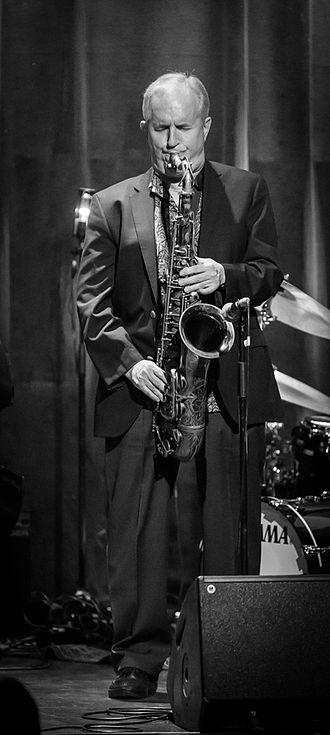 Scott Hamilton (musician) - Scott Hamilton at the Cosmopolite in Oslo, Norway, December 2015