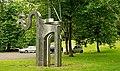 Sculpture, Stranmillis, Belfast (1) - geograph.org.uk - 1490253.jpg