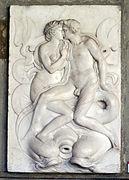 Scultore fiorentino, alfeo e aretusa, 1561-62