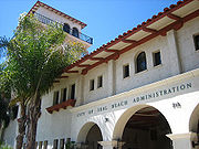 Seal Beach Administration Building