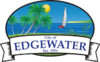 Official logo of Edgewater
