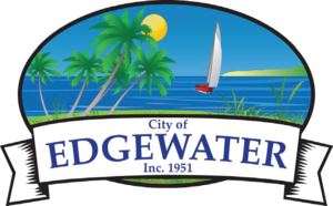 Edgewater, Volusia County, Florida - Image: Seal of Edgewater, Volusia County, Florida