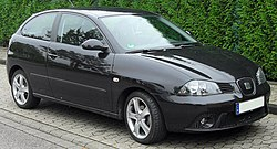 SEAT Ibiza Mk3 (6L)