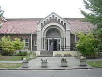 Islamic school in Seattle.