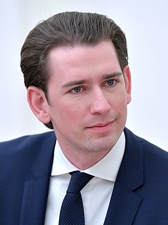 Lists of state leaders by age - Sebastian Kurz, currently the youngest serving state leader