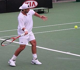 Sébastien Grosjean - Sebastien Grosjean 2007 Australian Open
