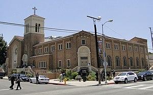 Second Baptist Church (Los Angeles) - Second Baptist Church, June 2011