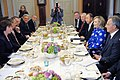 Secretary Clinton Hosts a Working Dinner With UN Secretary General Ban Ki-Moon, Russian Foreign Minister Lavrov, EU High Representative Ashton, and Quartet Representative Blair (5928491290).jpg