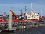 Sentinel at Liverpool Cruise Terminal - 2012-08-31 (1).JPG
